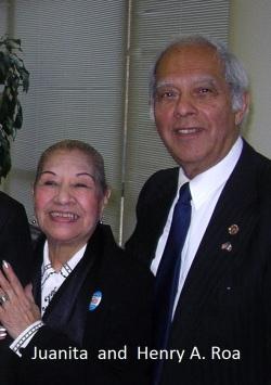 Juanita & Henry A. Roa